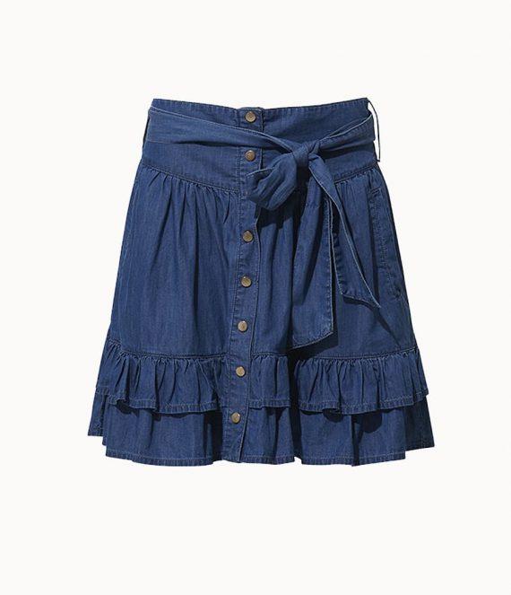 Chantal short skirt   Fine Copenhagen
