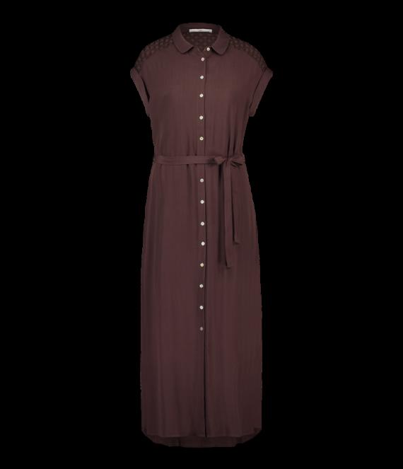 Valka dress brown | Aaiko