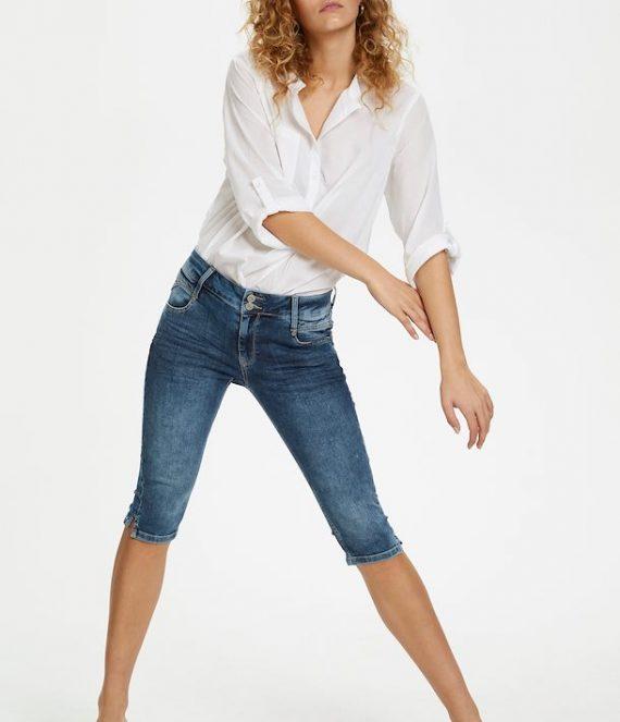 DHMalika Knickers Jeans Denim Hunter