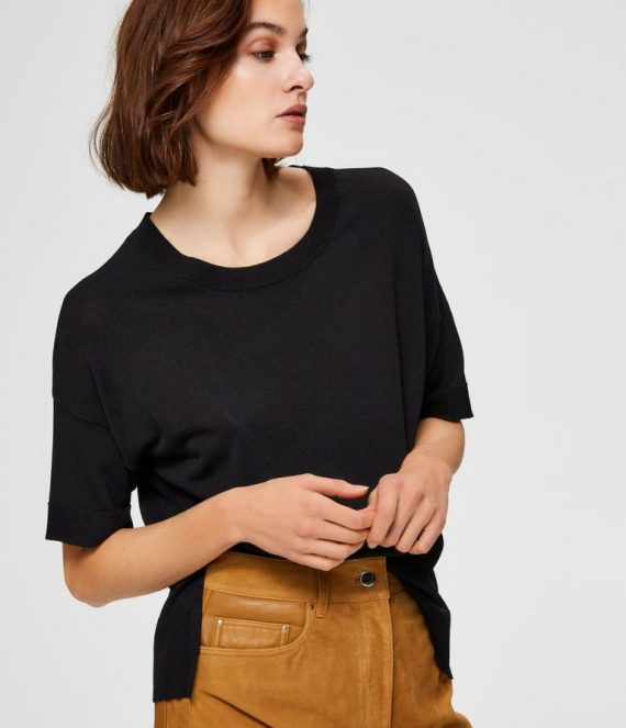 Basic t-shirt | Selected Femme