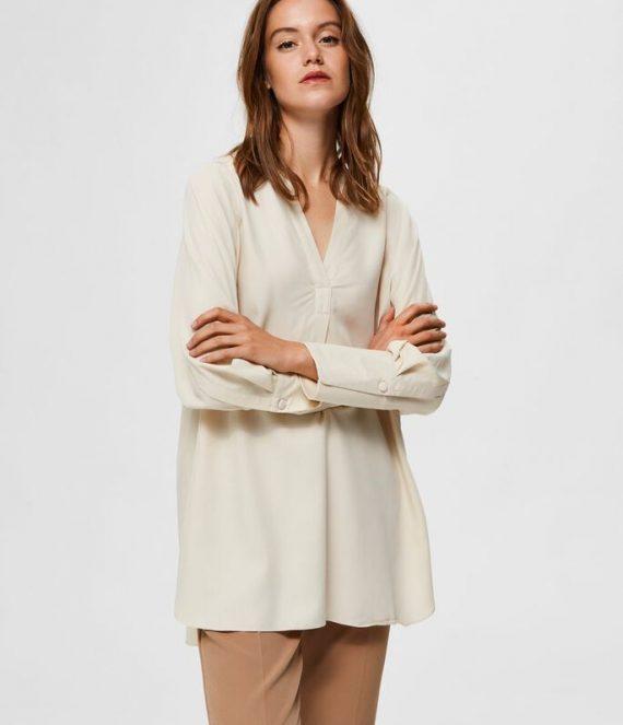 V-hals blouse | Selected Femme
