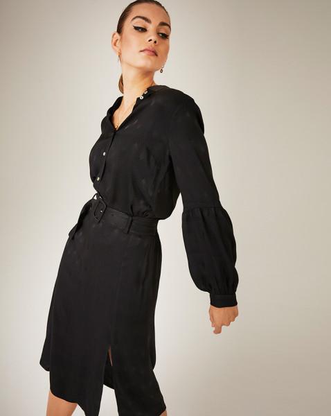 Evita rok zwart | Freebird