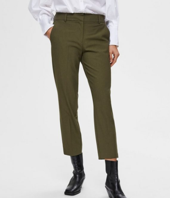 Cropped pants | Selected Femme