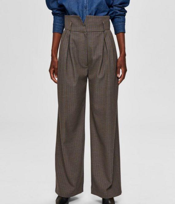 High waist pantalon | Selected Femme
