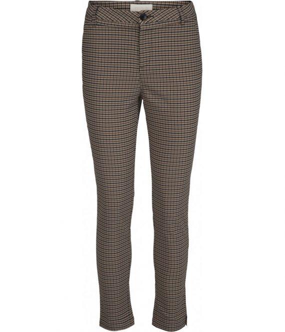 New Carma check 7/8 pants | Minus