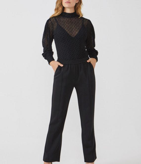 Tracy trousers black | Aaiko