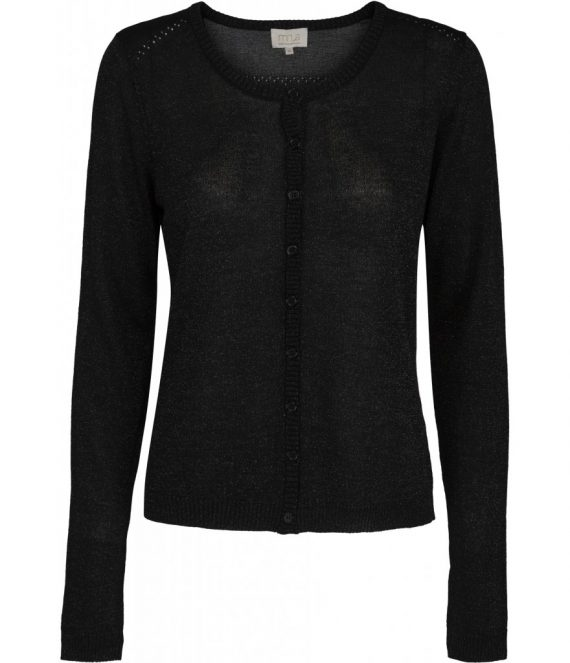 New Laura cardigan lurex | Minus