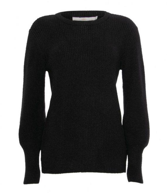 Elyse sweater black | Aaiko