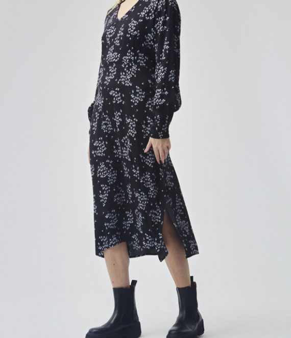 Hunch print dress | Modstrom