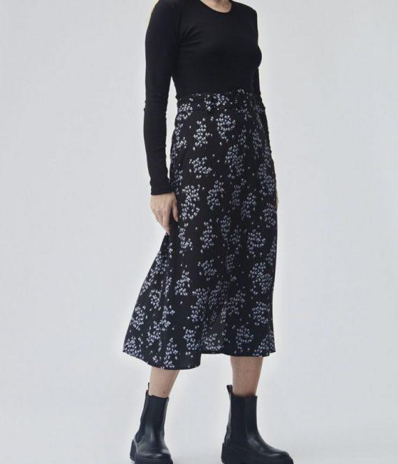 Hunch print skirt | Modstrom
