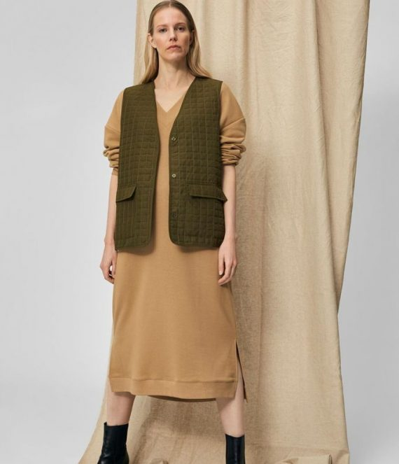 SLFHazel sweater dress | Selected Femme