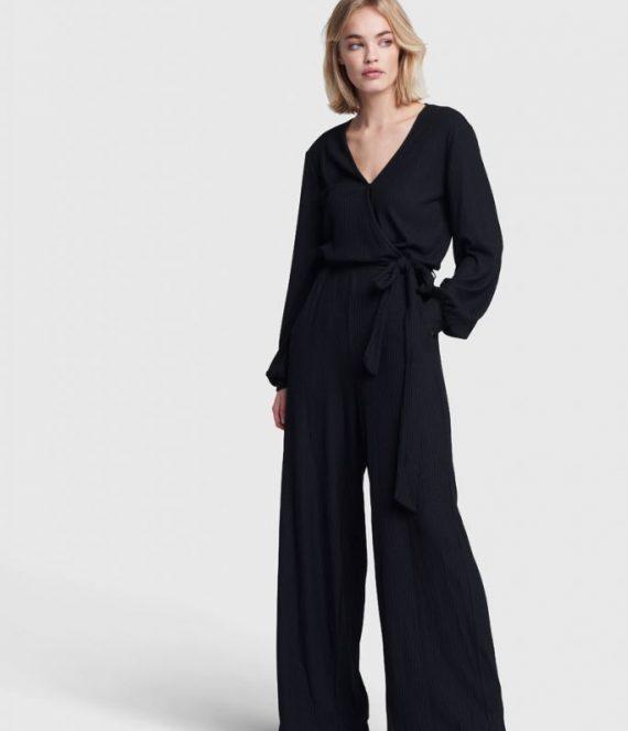 Firm rib jumpsuit | Alix the label