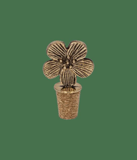 Flower bottle stopper   A la Collection