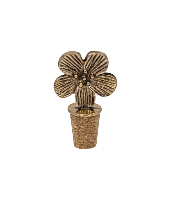 Flower bottle stopper | A la Collections
