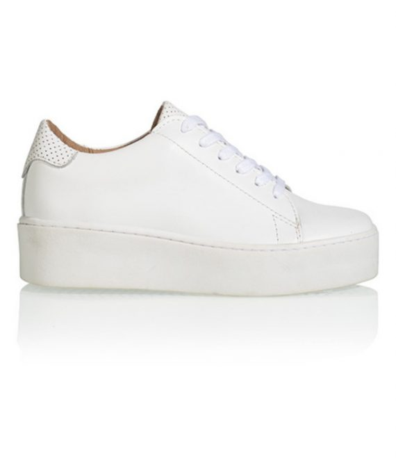 Mali sneakers wit   DWRS Label