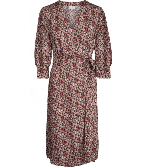 Melina wrap dress | Minus