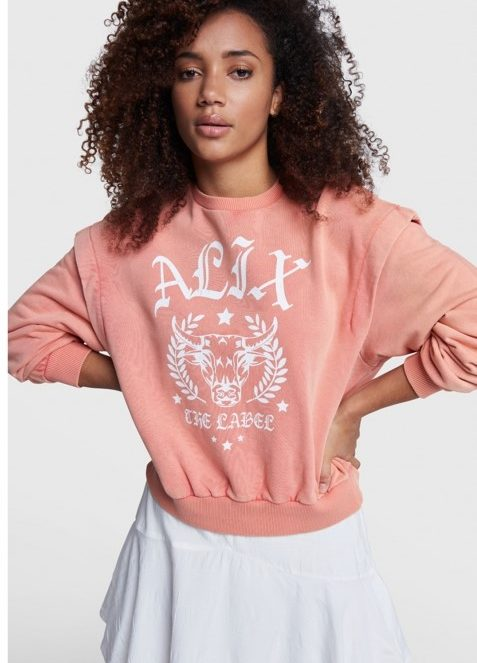 Alix university sweater | Alix the label