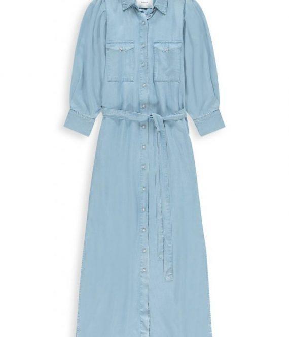 Tencel maxi dress | Homage to denim
