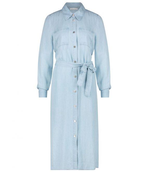 Victoria jurk blauw | Freebird