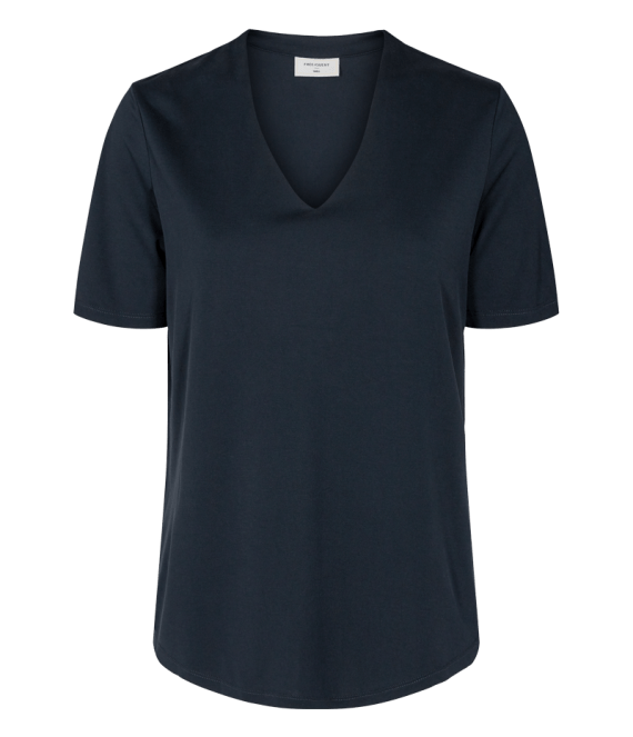 T-shirt donkerblauw   Freequent