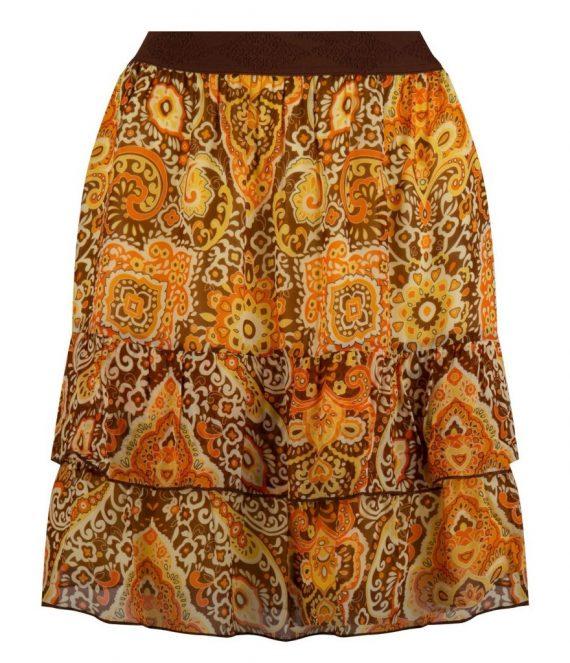 Skirt golden hour | Esqualo