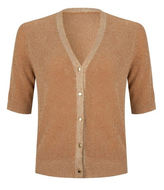 Cardigan lurex | Esqualo