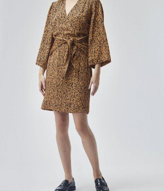 Isabella print dress | Modstrom