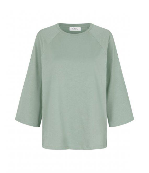 Napoli shirt sage | Modstrom