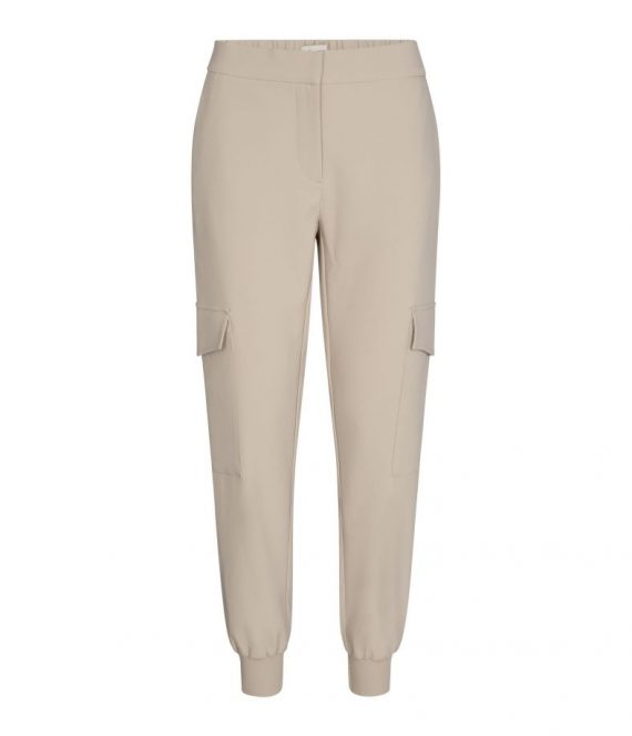 Helena 4 pants Oxford tan | Levete Room