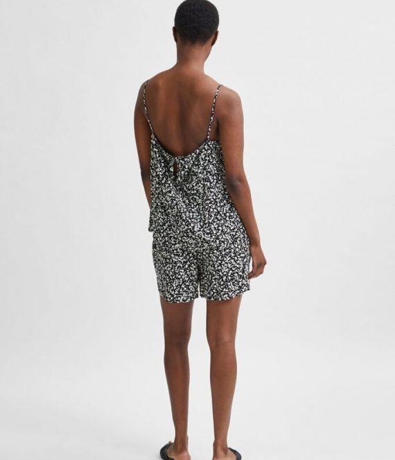 Shorts met print | Selected Femme