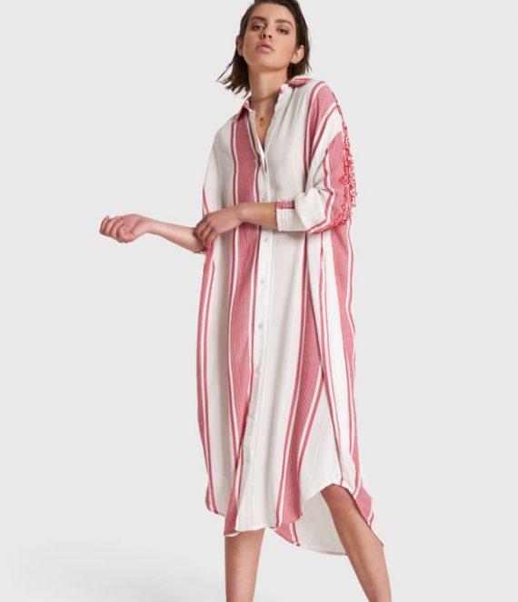 Stripe dress | Alix the label