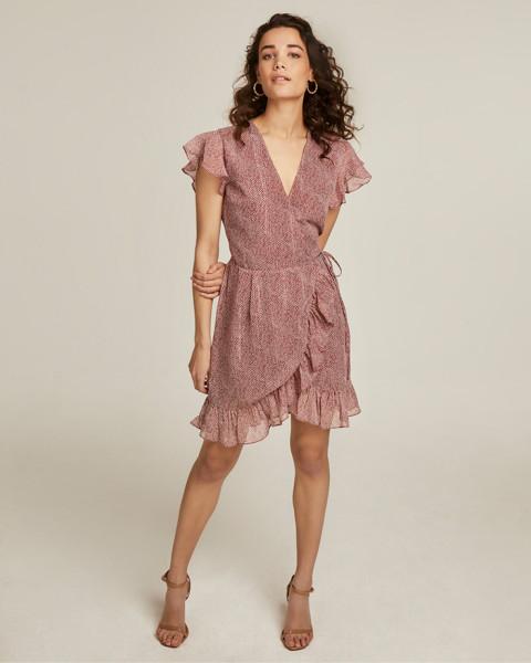 Rosy jurk rood | Freebird