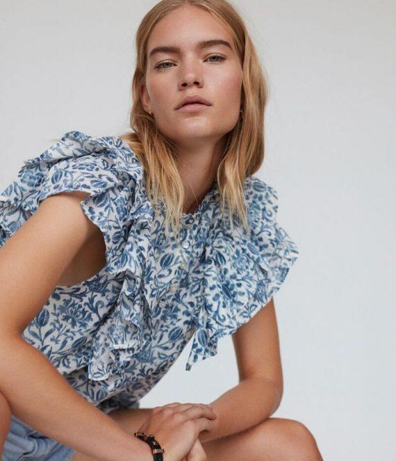 Seraphina blouse | Sofie Schnoor