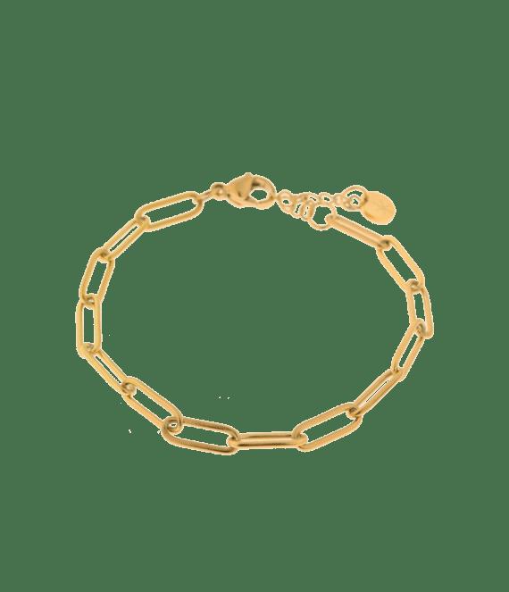 Hold on bracelet gold | Label Kiki