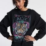 Cotton Tiger Sweater   Alix the Label