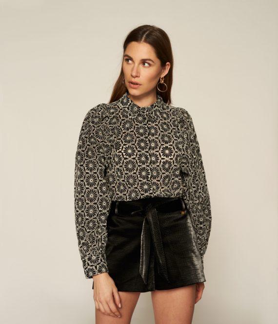 Kendall blouse zwart | Freebird