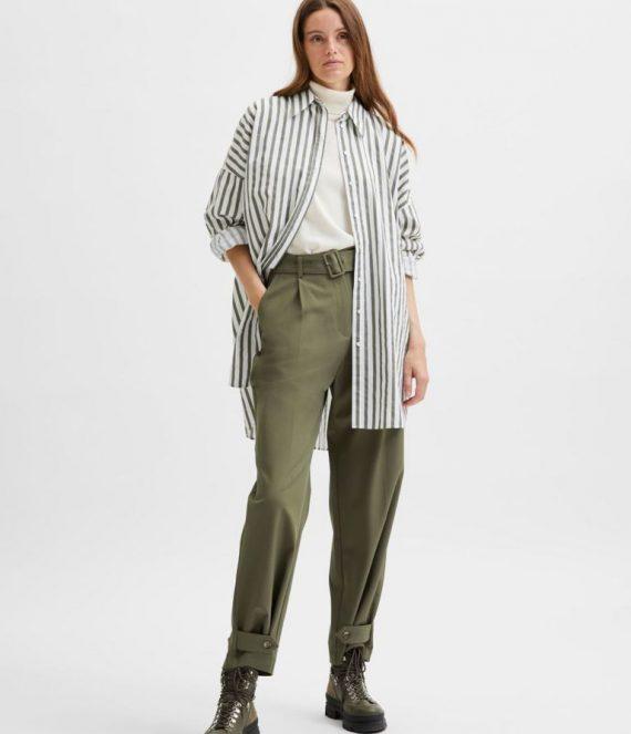 Gestreept overhemd | Selected Femme