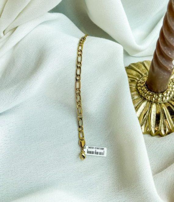 Bracelet chain flat | ZAG Bijoux