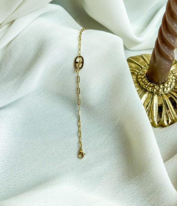 Bracelet hold on | ZAG Bijoux