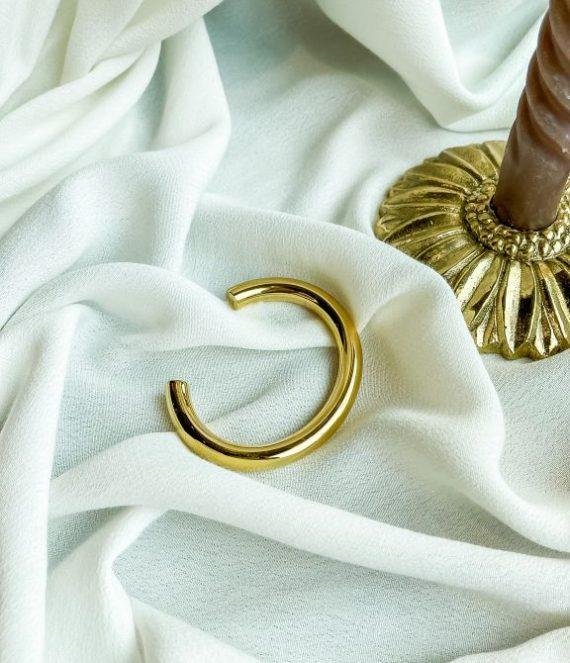 Bangle gold | ZAG Bijoux