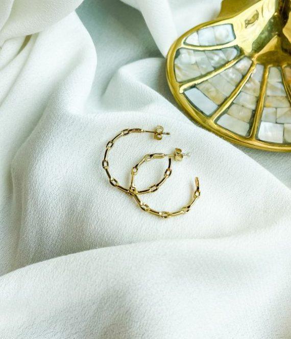 Earrings chain | ZAG Bijoux