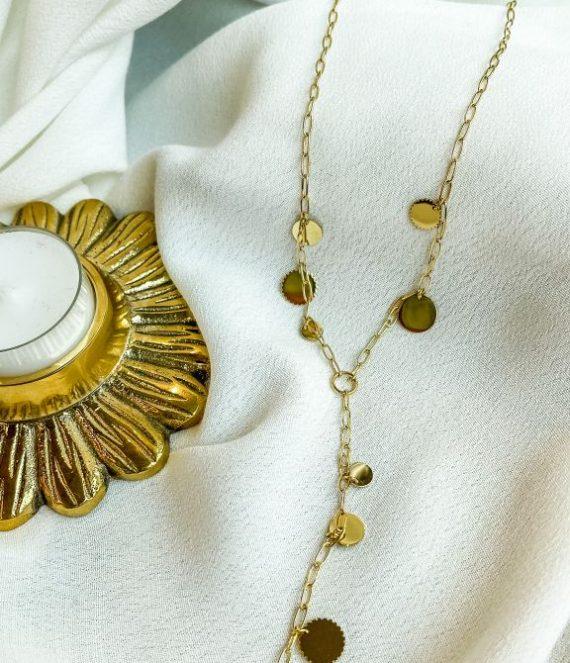 Long necklace cickle | ZAG Bijoux