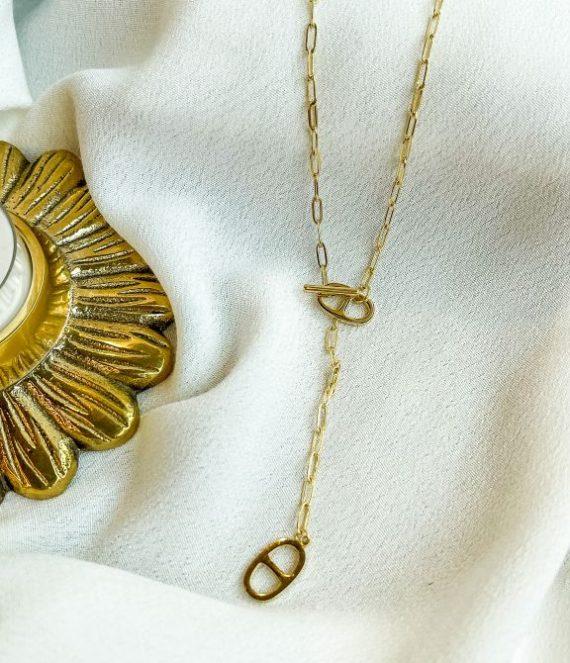 Necklace hold on | ZAG Bijoux