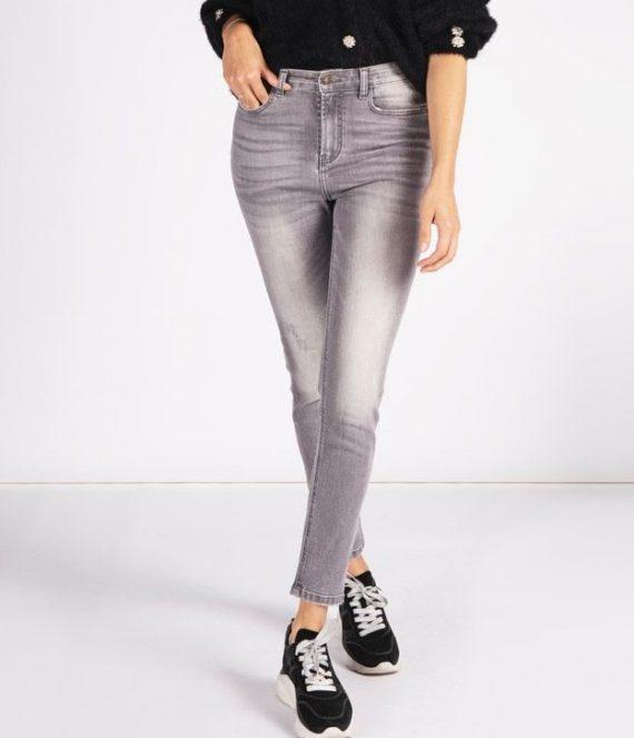 Trousers jeans high-rise | Esqualo