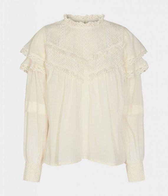 Ruffled blouse | Sofie Schnoor