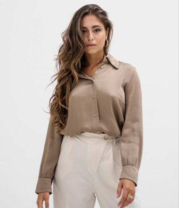 Hayley blouse | Amaya Amsterdam