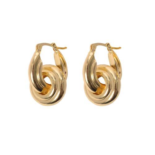 Ellis earring gold | Margot Bardot