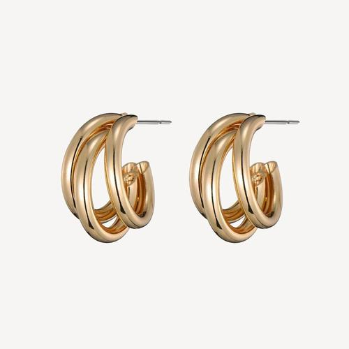 Jessica earrings gold | Margot Bardot