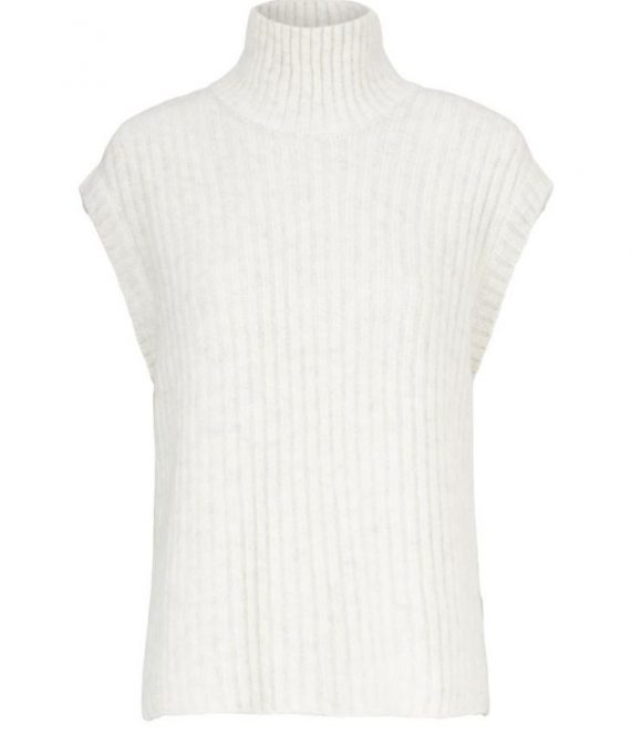 Goldie vest white | Modstrom