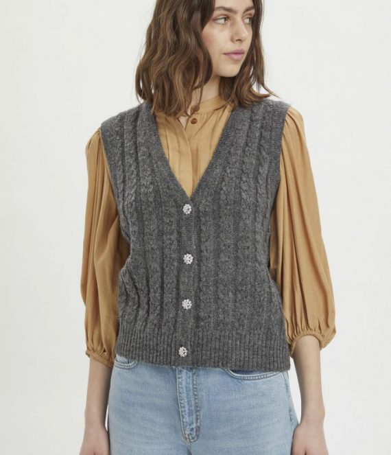 MWJo mouwloos vest | My Essential Wardrobe